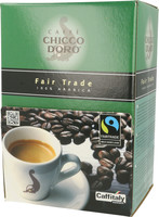 CHICCO D'ORO® Kaffeekapseln Fair Trade 100 % Arabica